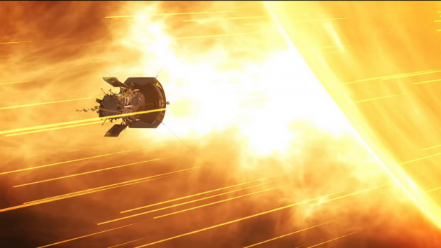 La sonda Parker Solar Probe partirà l'11 agosto alla volta della corona solare. Dovrà sopportare temperature di migliaia di gradi|NASA