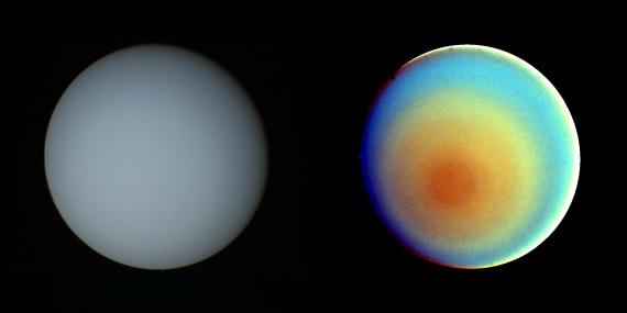 Voyager 2: i passaggi vicino a Urano (1986) e Nettuno (1989) furono i primi e a tutt'oggi gli unici incontri ravvicinati con questi due pianeti. Curiosità: tutte le prime volte dei pianeti. | Nasa
